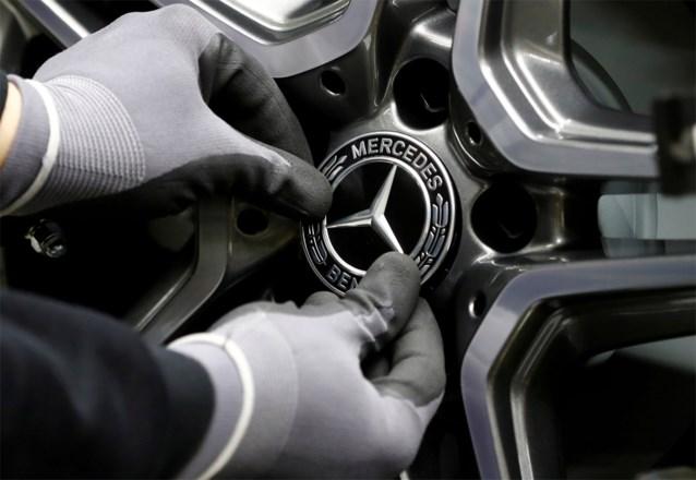 Autobouwer Daimler wil 1,4 miljard besparen op personeel: zeker 10.000 banen geschrapt