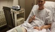Bryan Heynen met succes geopereerd na kruisbandletsel