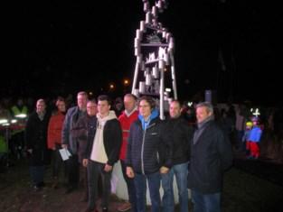 Inhuldiging kunstwerk en vuur- en lichtspektakel 900 jaar Berendrecht en Zandvliet