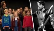Muzikanten van Gorki en 87 leerlingen eren Luc De Vos met eigen versie van 'Mia'