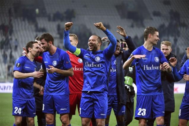 """AA Gent euforisch na Europese kwalificatie: """"Druk programma? Winnen is het beste medicijn"""""""