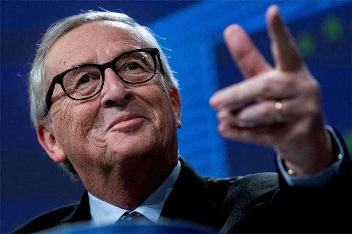 De vijf gezichten van Juncker, memorabel om de verkeerde redenen