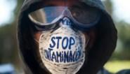Brusselse politie pakt 20-tal Extinction Rebellion-activisten op tijdens actie tegen Black Friday