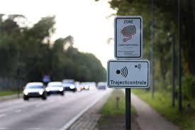 Trajectcontrole tussen Heinestraat en gemeentegrens