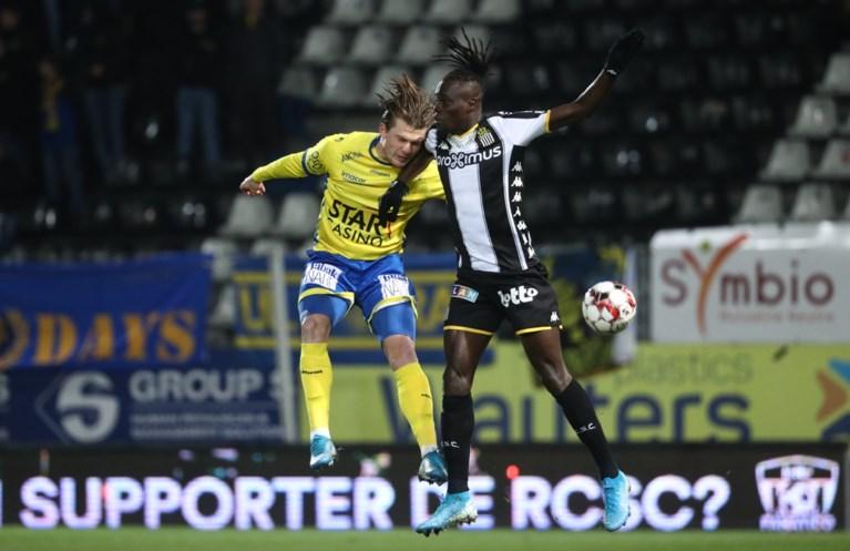 Charleroi gedeeld tweede na nieuwe zege: Kaveh Rezaei duwt Waasland-Beveren nog wat dieper in de put