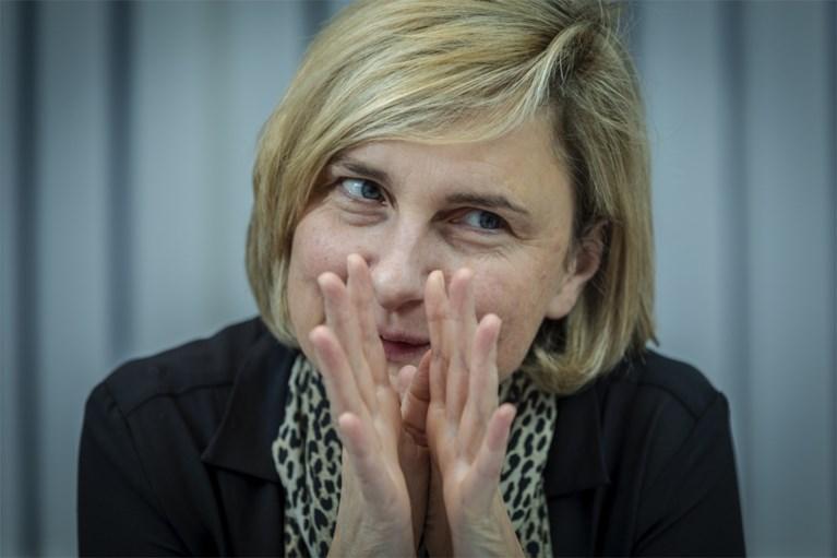 """Hilde Crevits: """"CD&V stapt niet in federale regering die de klok terugdraait"""""""