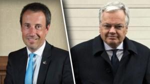 Philippe Goffin (MR) volgt Reynders op als minister van Buitenlandse Zaken en Defensie, Geens krijgt Europese Zaken