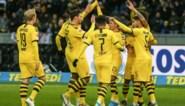 Scorende Thorgan Hazard helpt Borussia Dortmund voorbij Hertha Berlijn