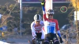 Lucinda Brand spurt het snelst in Urban Cross in Kortrijk, Sanne Cant tevreden met vierde plaats