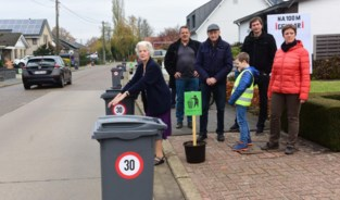 Bewoners Heibergstraat willen na zone 30 ook knip in de straat