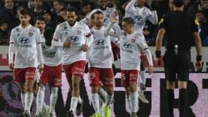 Jason Denayer en Olympique Lyon verslaan het Straatsburg van Matz Sels