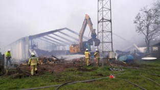 Grabbelton mag afgebrande loods opnieuw opbouwen