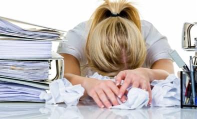 Recordaantal Vlamingen lijdt aan werkstress: amper helft heeft nog werkbare job