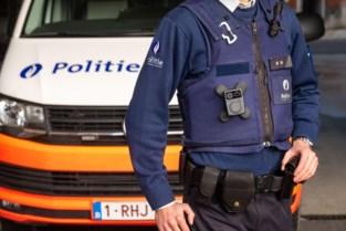 Politieagenten dragen voortaan cameraatje op borst