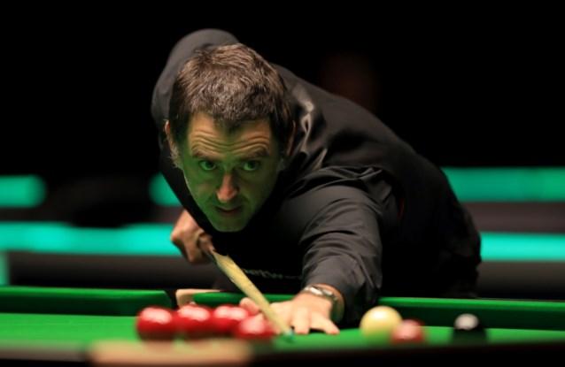 Titelverdediger O'Sullivan zonder frameverlies naar zestiende finales op UK Championship