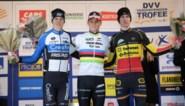 """Winnaar Mathieu van der Poel lovend over nieuw parcours: """"Dit was een geslaagde editie"""""""