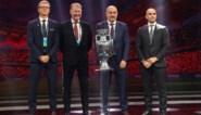 """Bondscoach Roberto Martinez na EK-loting: """"Basiskamp verhuist vermoedelijk naar Sint-Petersburg"""""""