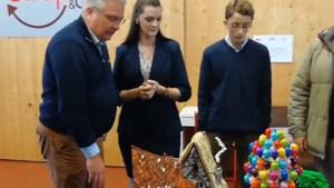 """Prins Laurent opent Legotheek voor kansarme gezinnen: """"Een teken van vriendschap"""""""