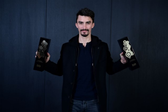 Julian Alaphilippe krijgt Vélo d'Or, Mathieu van der Poel vierde