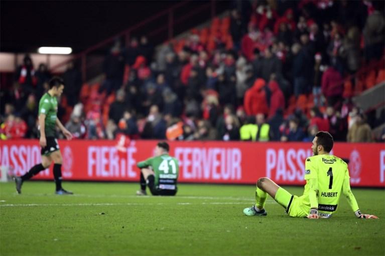 Ook tegen Cercle Brugge ontsnapt Standard in de extra tijd