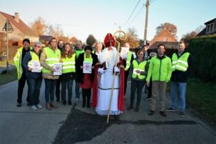 """Sint is getuige: """"Dorpvaart is geen autosnelweg"""""""