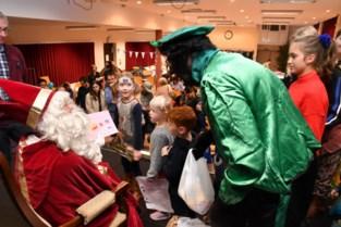 FOTO. Sinterklaas op bezoek in Weerde