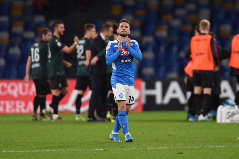 Lukaku en Inter naar de leiding in Serie A na puntenverlies van Juventus