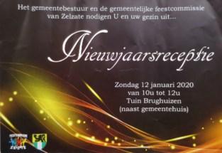 Nieuwjaarsreceptie voor de Zelzatenaren op zondag 12 januari 2020