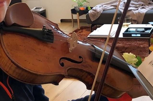 """Dieven slaan toe bij violist Symfonieorkest Vlaanderen: """"We zijn in onze ziel geraakt"""""""