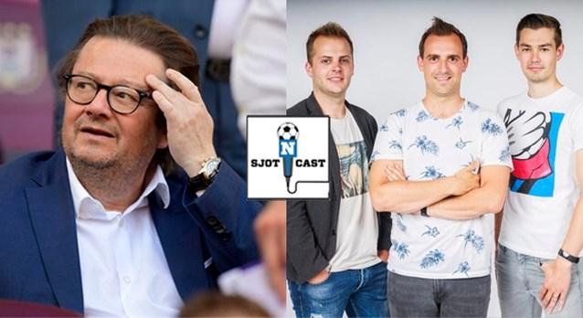 SJOTCAST. Onze man ging een kijkje nemen in de Oostendse VIP-zaal bij Coucke en Dierckens. Het volledige verhaal in aflevering 16!