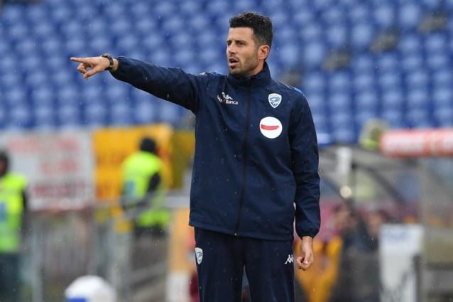 Brescia bedankt Fabio Grosso al na drie (!) wedstrijden