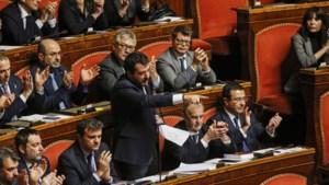 Vlaams Belang huurde privévliegtuig om extreemrechtse politicus Matteo Salvini in België te krijgen