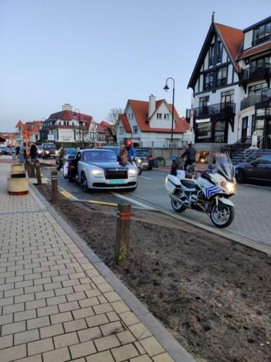 Ook dat nog: door Club Brugge ongewenste Diagne moet Rolls Royce afgeven na politiecontrole
