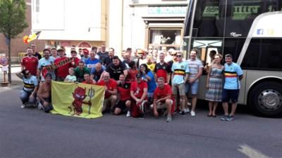 EK 2020. Ontdek hier hoe de Antwerpse fanclubs komende zomer gaan supporteren voor Rode Duivels