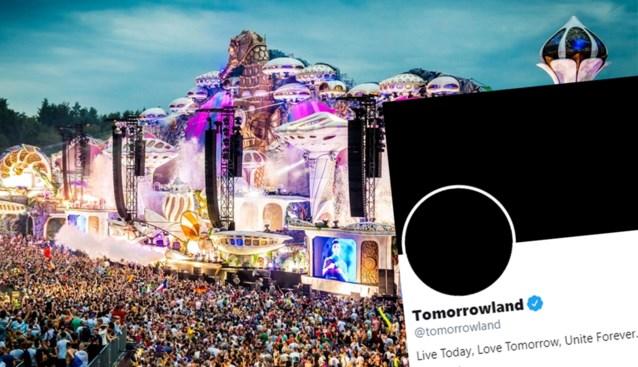 Tomorrowland verspreidt mysterieuze boodschap en kleurt helemaal zwart: wat is er aan de hand?