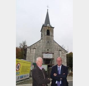 Na dertien jaar nadert renovatie van Ossels kerkje voltooiing