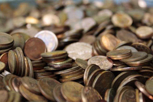 Niet alle winkels rondden cashbetalingen maandag al af naar veelvoud van 5 cent