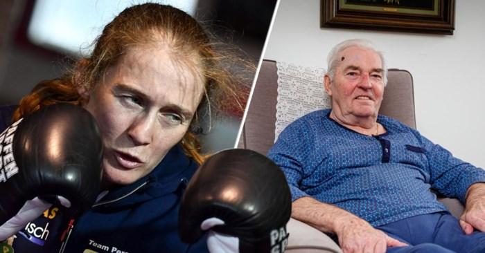 """Bokster Delfine Persoon ziet Roger (79) in elkaar zakken en aarzelt geen seconde: """"Zij heeft mijn leven gered"""""""