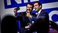 """Extreemrechtse Italiaanse ex-minister als popster ontvangen door Vlaams Belang: """"Wij vertegenwoordigen het volk, tegen de elite"""""""