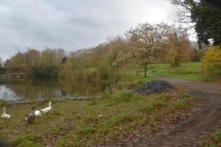 Werken abdijpark na jaar onderbreking hervat