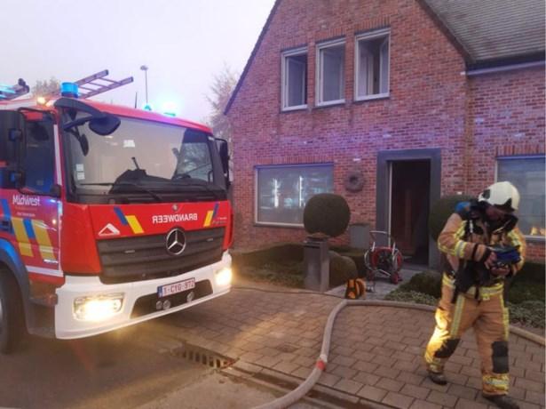 Condensatieketel veroorzaakt brand: veel schade aan woning