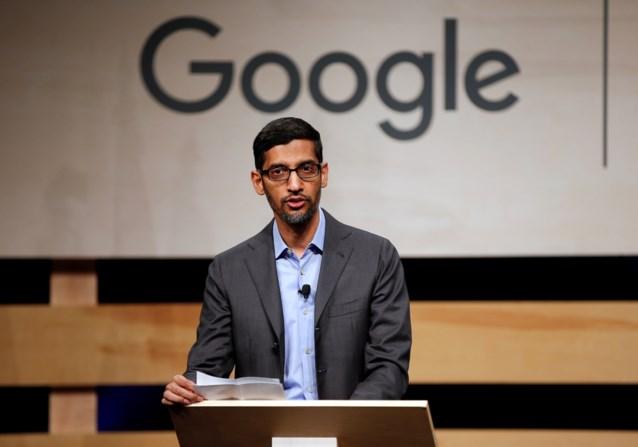 Google-oprichters zette stapje opzij