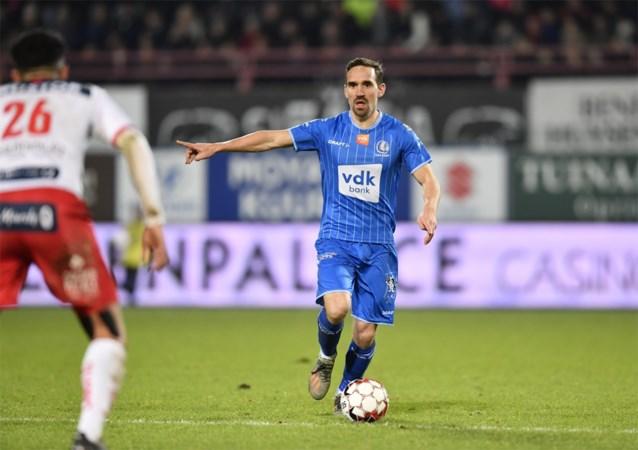 """De beker is voor Sven Kums met AA Gent een groot doel: """"Het is een prijs die ik ook graag eens zou willen winnen"""""""