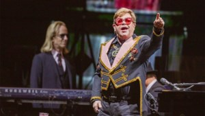 Elton John blijft maar afscheid nemen: icoon plant nog een show in het Antwerpse Sportpaleis