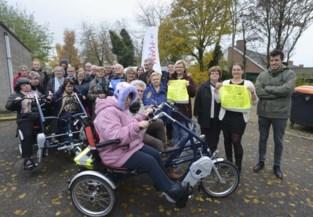 Bewoners Tordale mobieler dankzij Quattro-fiets