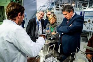 """""""Met de Vlaamse regering willen we het Myrrha-project ondersteunen"""""""