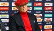 """Bologna-coach Sinisa Mihajlovic vecht al vijf maanden tegen acute leukemie: heel Italië leeft mee met de """"smerigste man in het voetbal"""""""