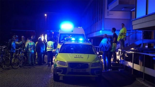 Ontploffing in labo UGent: één persoon afgevoerd met brandwonden