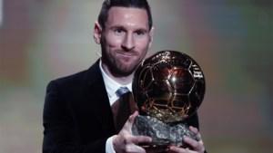 Virgil van Dijk kwam slechts zeven punten tekort om Lionel Messi af te troeven in strijd om Gouden Bal: zo werd er gestemd