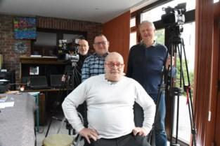Dorpsfiguur Luc Wauters maakt film ten voordele van Halse Akabe-scouts